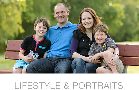 Lifestyle & Portrait Photography